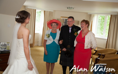 Dawn & Simon's Wedding Day
